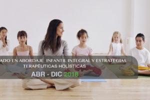 Diplomado en Abordaje Infantil Integral y estrategias terapéuticas  holísticas. 8b6b87687829